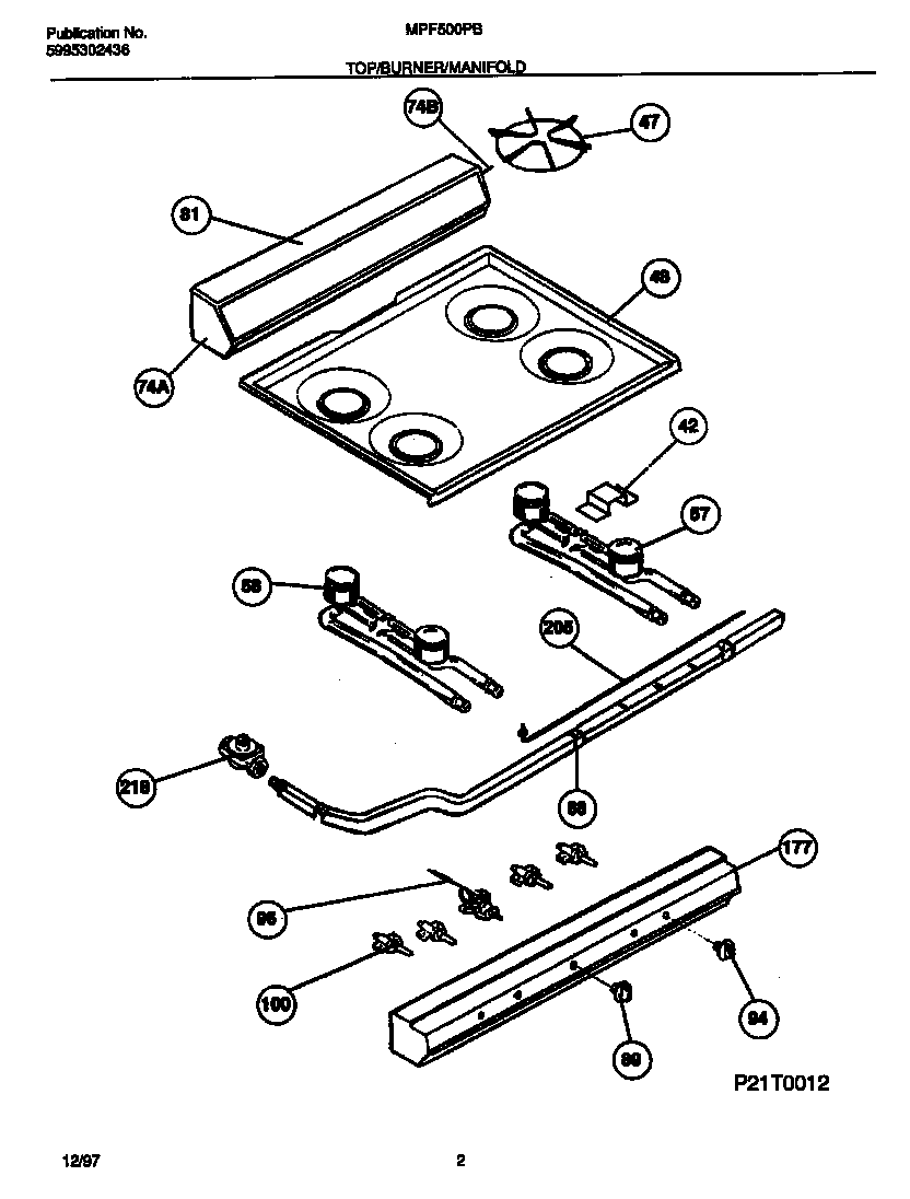 Gas Stove: Gas Stove Parts Names