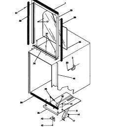 white westinghouse rac w w p5995304382 window mounting parts [ 800 x 1066 Pixel ]