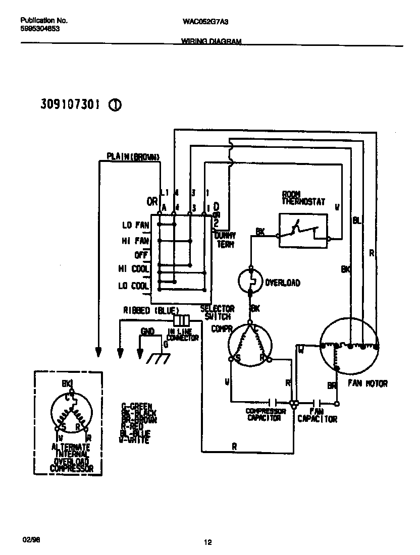 medium resolution of westinghouse compressor wiring diagram get free image air compressor 240v wiring diagram air conditioning compressor wiring diagram