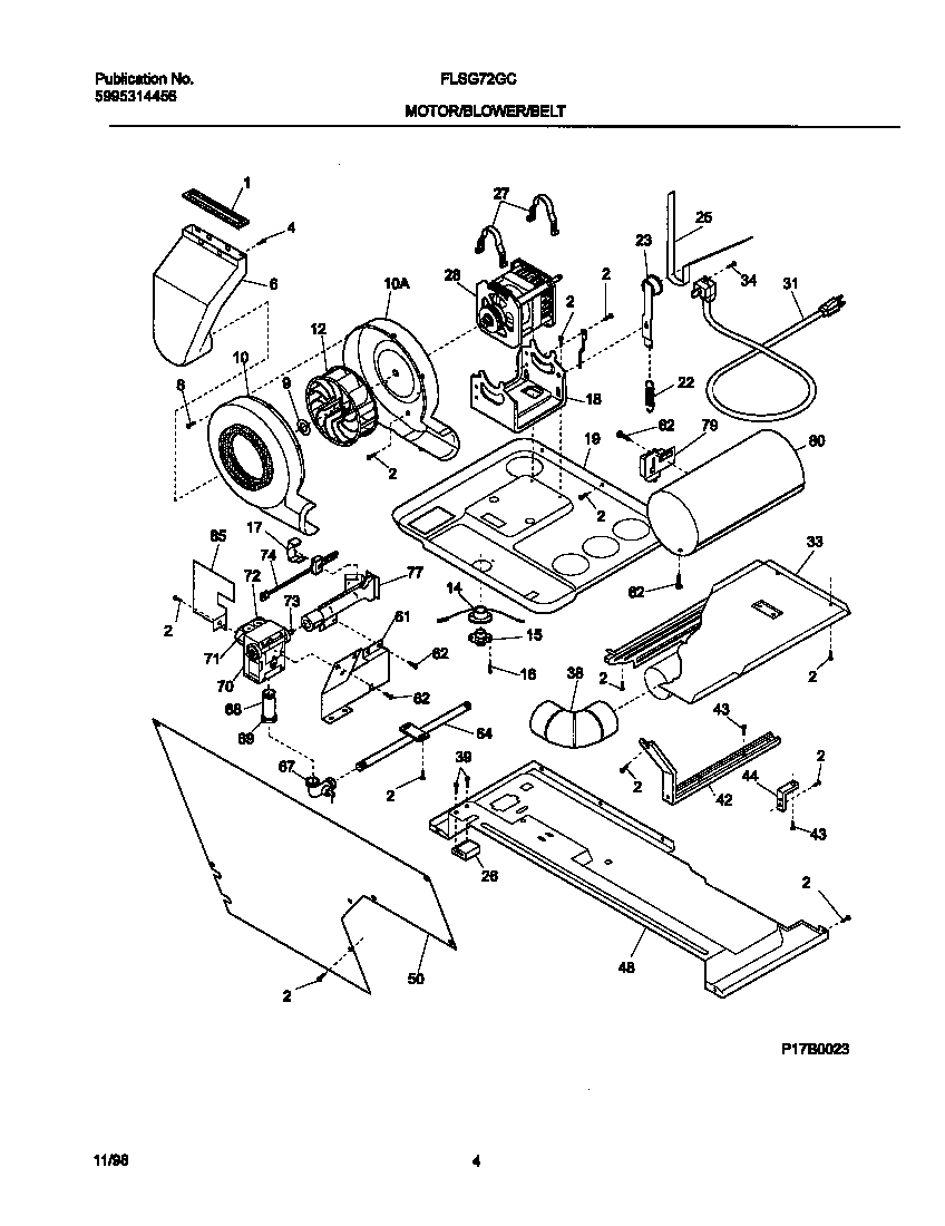 hight resolution of craftsman lt4000 917 255450 wiring diagram 42 wiring craftsman table saw 137 221940 manual sears 137 248830