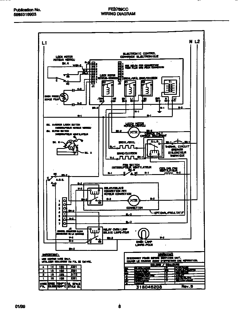 bodine electric gear motor wiring schematic for bodine