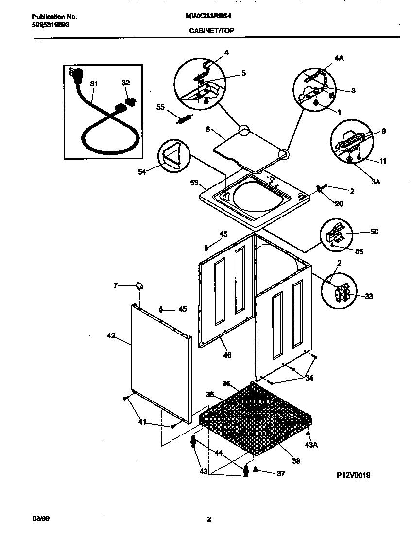UNIVERSAL/MULTIFLEX (FRIGIDAIRE) Universal/Washer