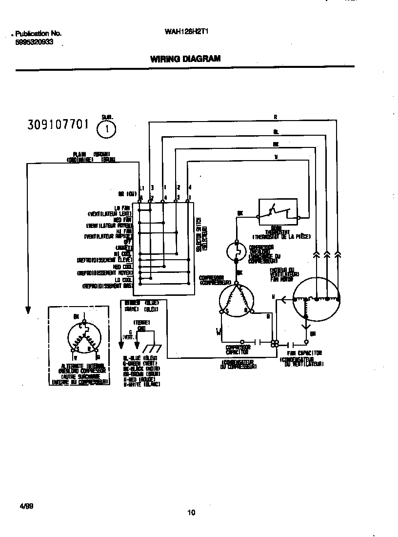 medium resolution of westinghouse compressor wiring diagram wiring diagram sheet westinghouse air conditioner wiring diagram