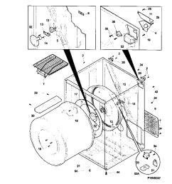 sample wiring diagrams appliance aid source frigidaire model fse748gfs1 residential dryer genuine parts rh searspartsdirect [ 848 x 1100 Pixel ]
