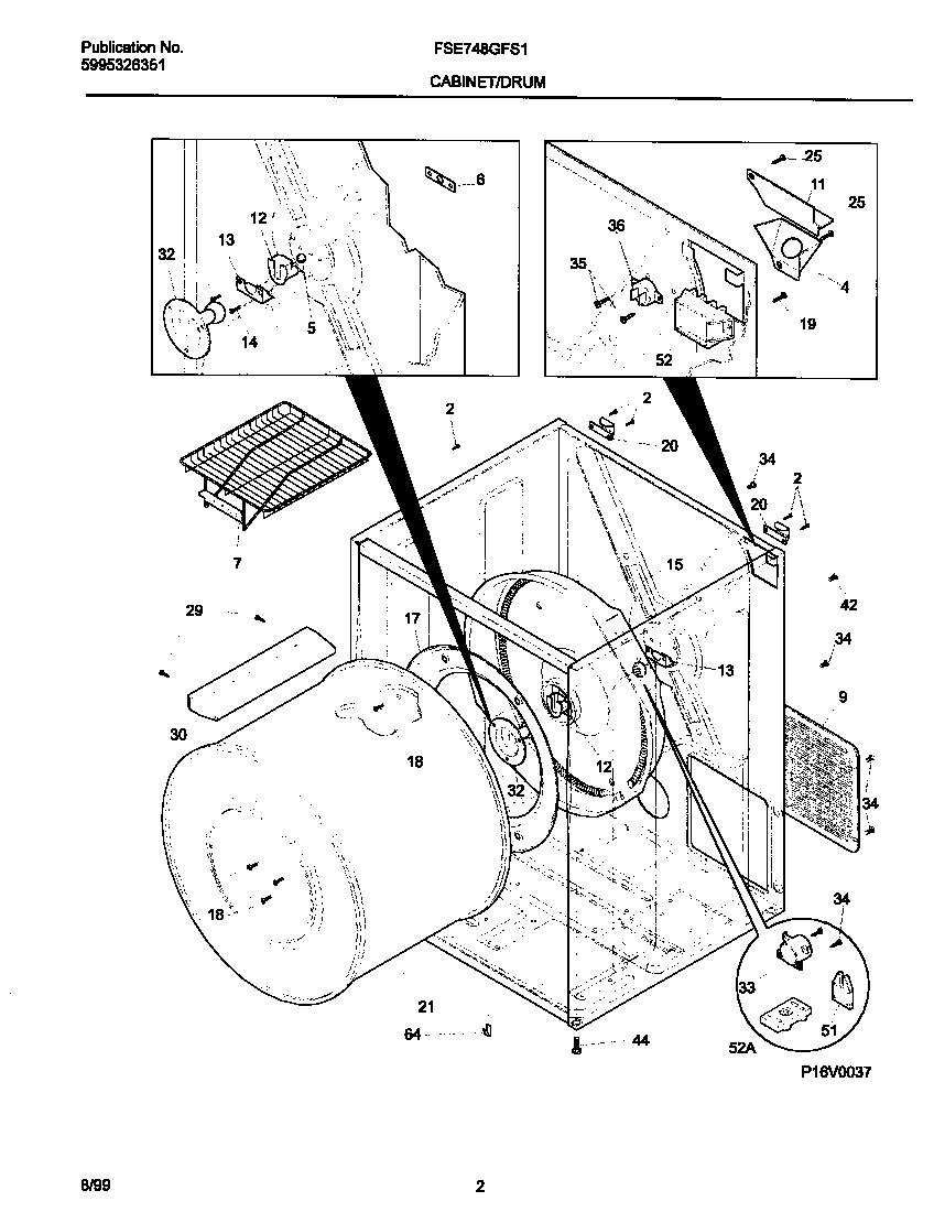 medium resolution of sample wiring diagrams appliance aid source frigidaire model fse748gfs1 residential dryer genuine parts rh searspartsdirect