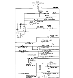 looking for frigidaire model frs22zrhd0 side by side refrigerator frigidaire refrigerator wiring diagram [ 848 x 1100 Pixel ]