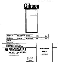 gibson freezer wire diagram [ 848 x 1100 Pixel ]