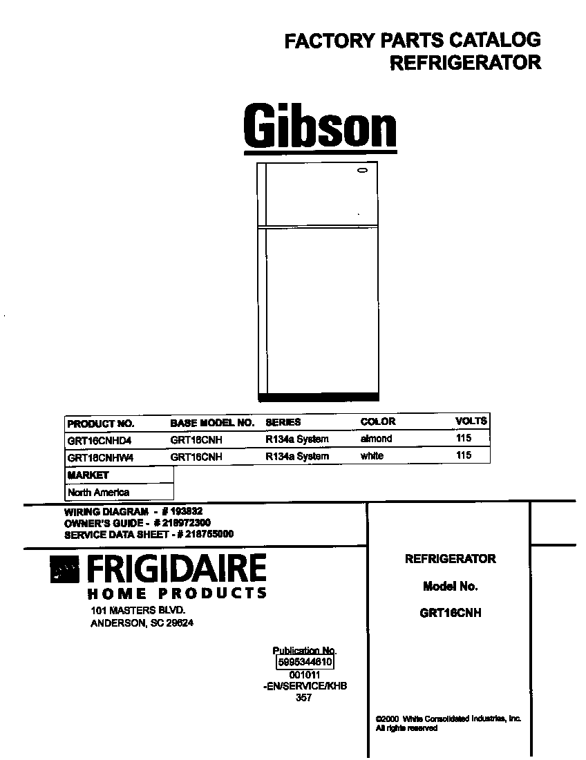 medium resolution of gibson freezer wire diagram