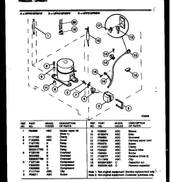 kelvinator refrigerator wiring diagram [ 880 x 1088 Pixel ]