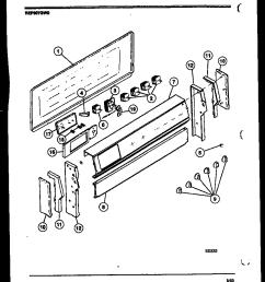 kelvinator rep307gd0 backguard parts diagram [ 864 x 1109 Pixel ]