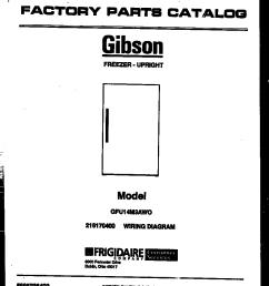 gibson freezer wire diagram [ 864 x 1098 Pixel ]
