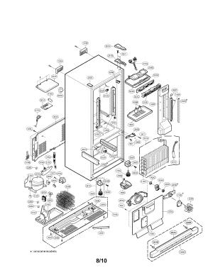 LG REFRIGERATOR Parts   Model LRBN22511TT   Sears PartsDirect