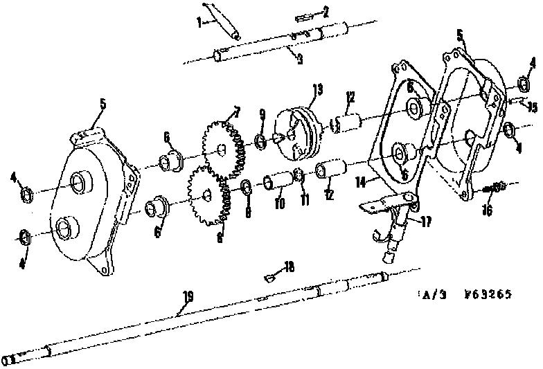 35 Craftsman Self Propelled Lawn Mower Parts Diagram