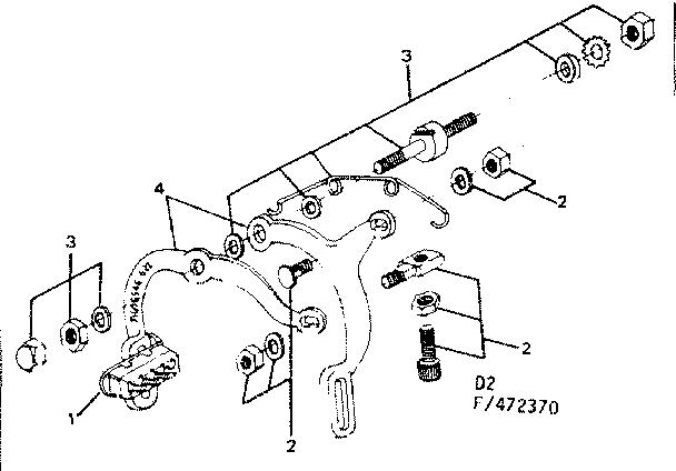 Front Derailleur Diagram, Front, Free Engine Image For