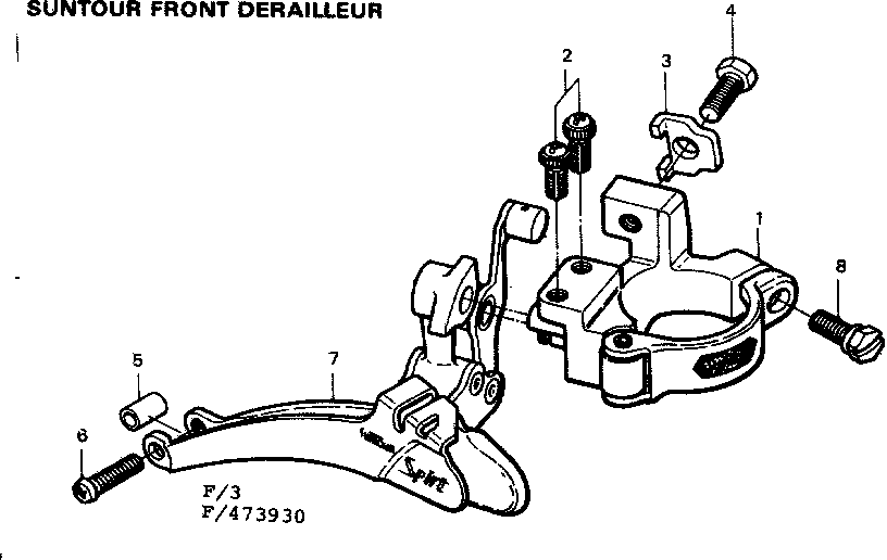Sears model 502473930 bicycles genuine parts
