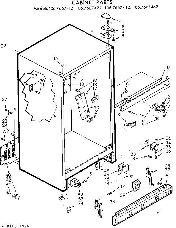Kenmore Refrigerator Defrost Timer Location Kenmore