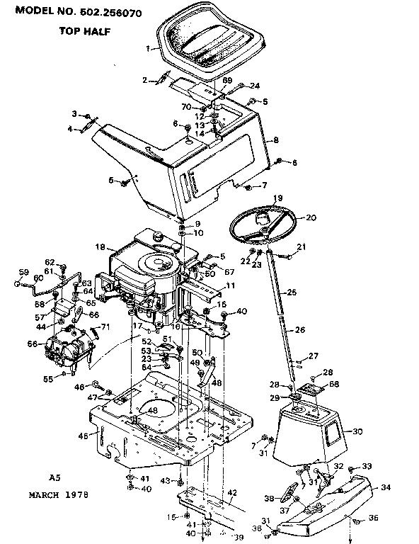 Craftsman Lt1000 Wiring Diagram, Craftsman, Free Engine