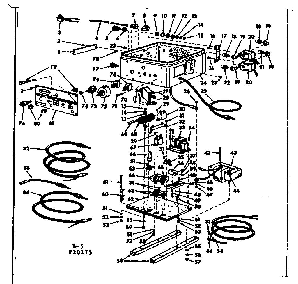 CRAFTSMAN CRAFTSMAN A.C. ARC WELDER 295 AMP. INDUSTRIAL
