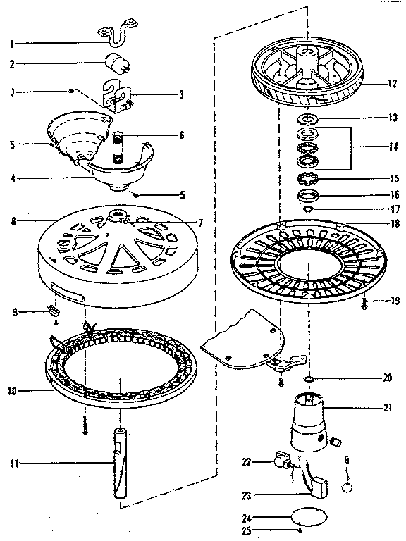 Hunter Fan Motor Wiring Diagram Capacitor Diagram wiring
