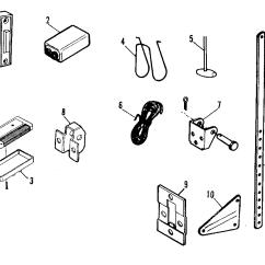3 4 Hp Craftsman Garage Door Opener Wiring Diagram Air Compressor Pressure Switch Genie Acsr1g : 46 Images - Diagrams ...
