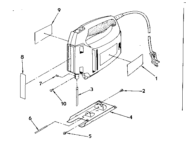 Craftsman model 315171400 saw sabre genuine parts