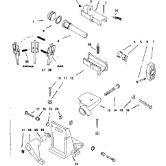 Parts Of A Drill Bit Diagram Genie Intellicode Garage Door Wiring Craftsman Model 6672 Genuine Unit