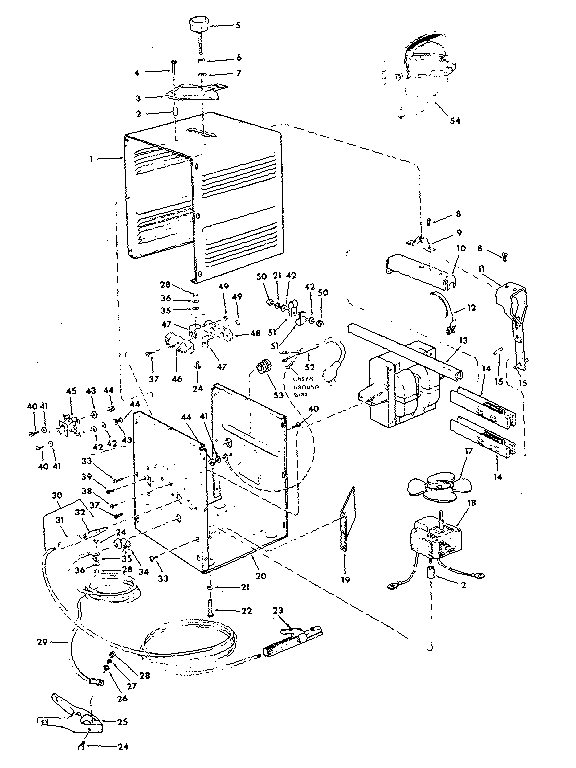 Craftsman model 113201471 welder genuine parts