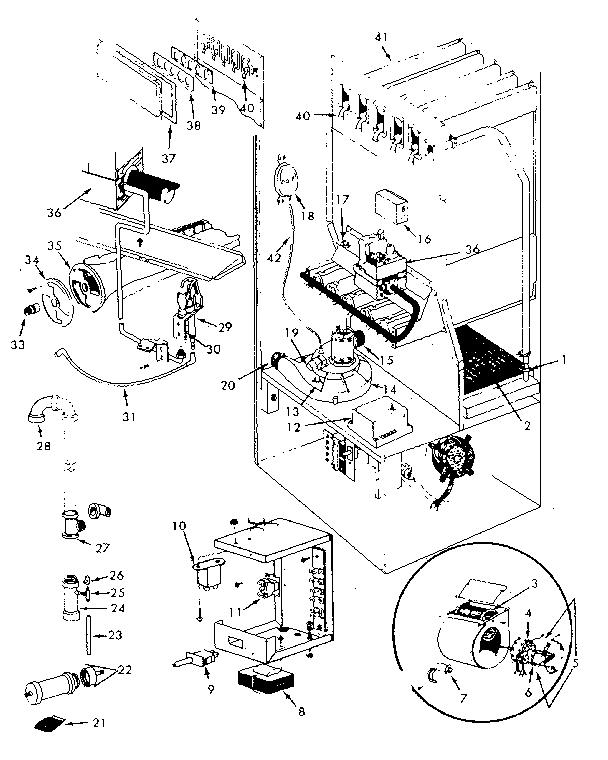 KENMORE FURNACE MANUAL NTC5100BJC1