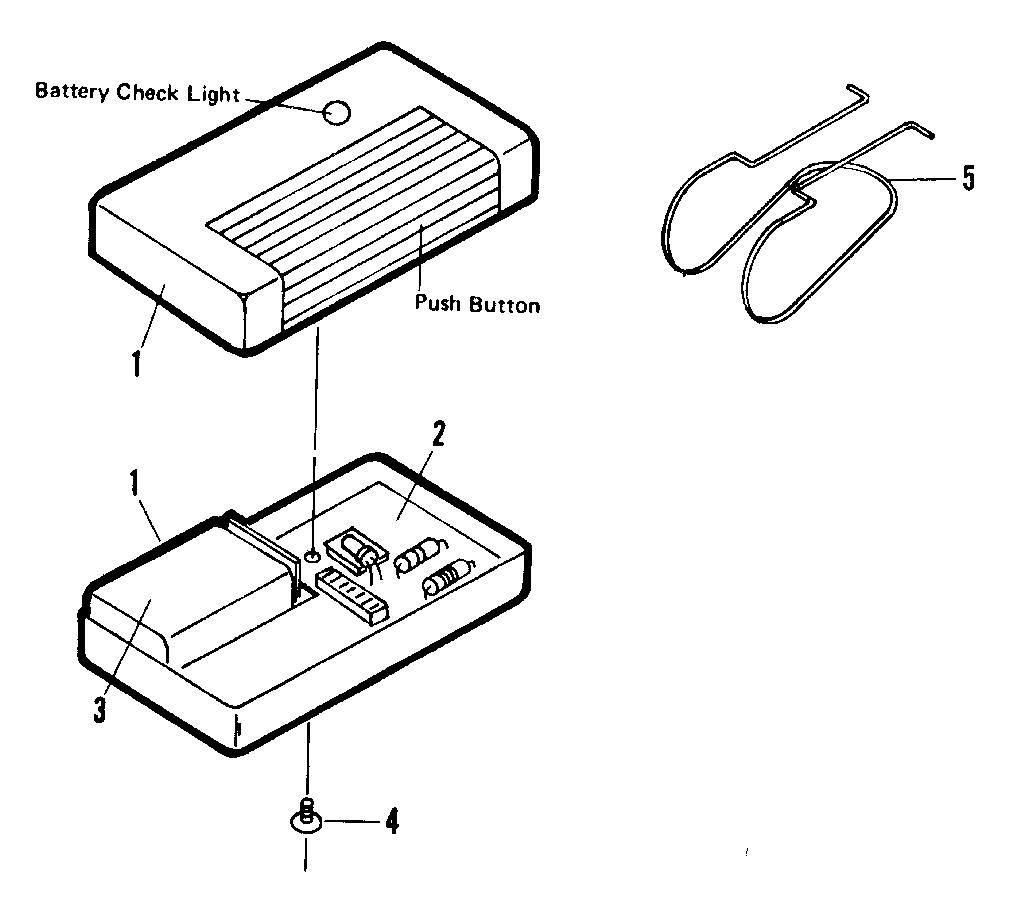 Craftsman model 13953708 garage door opener genuine parts