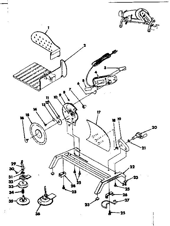 Rival model 1030V-SLICER kitchen equipment genuine parts