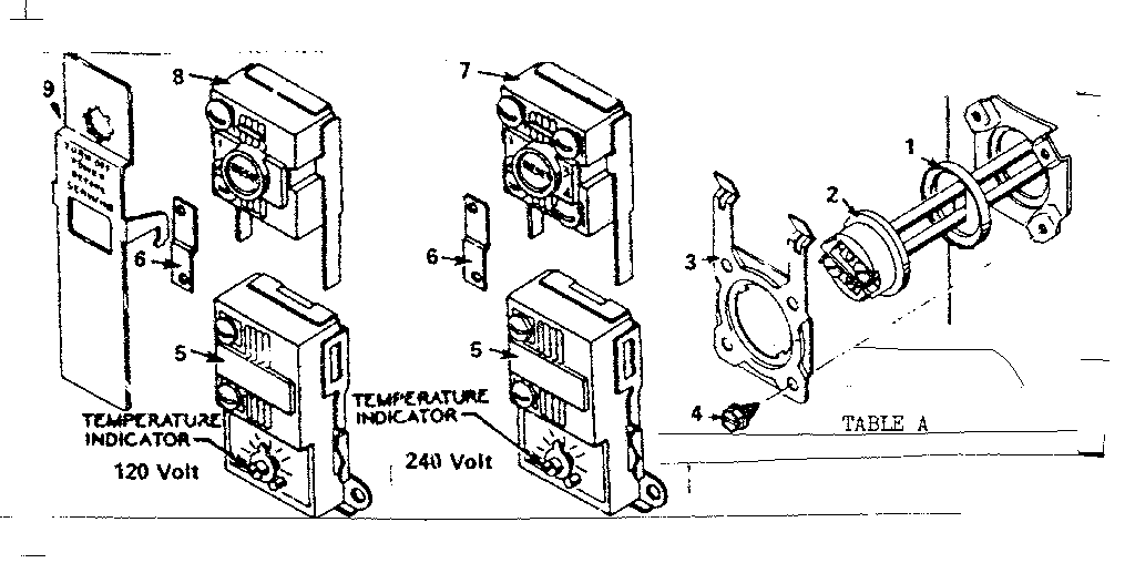 Kenmore electric water heater manual