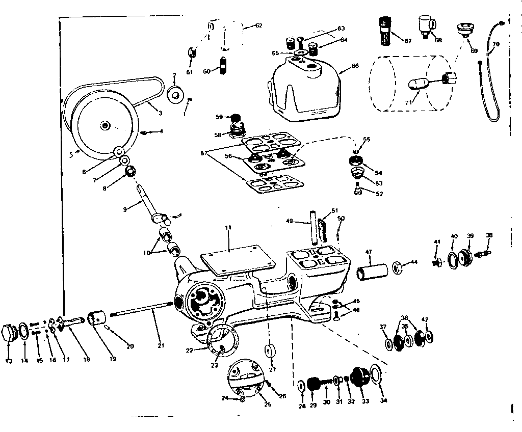 Sears model 2595511 plumbing and heating division (42