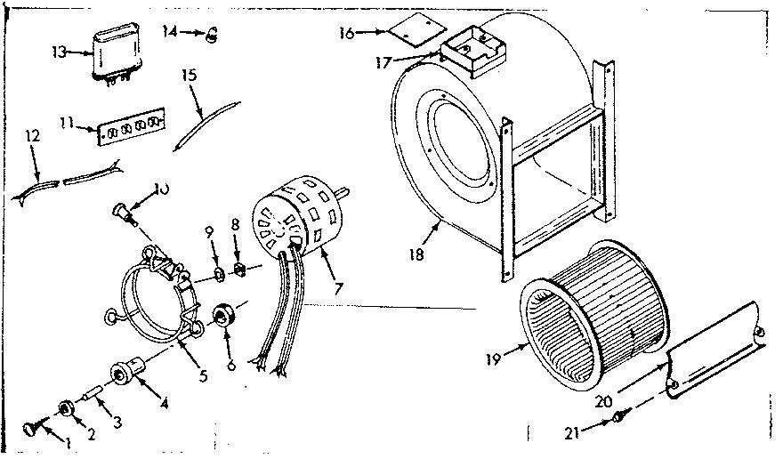 Kenmore model 867743822 heater, kerosene genuine parts