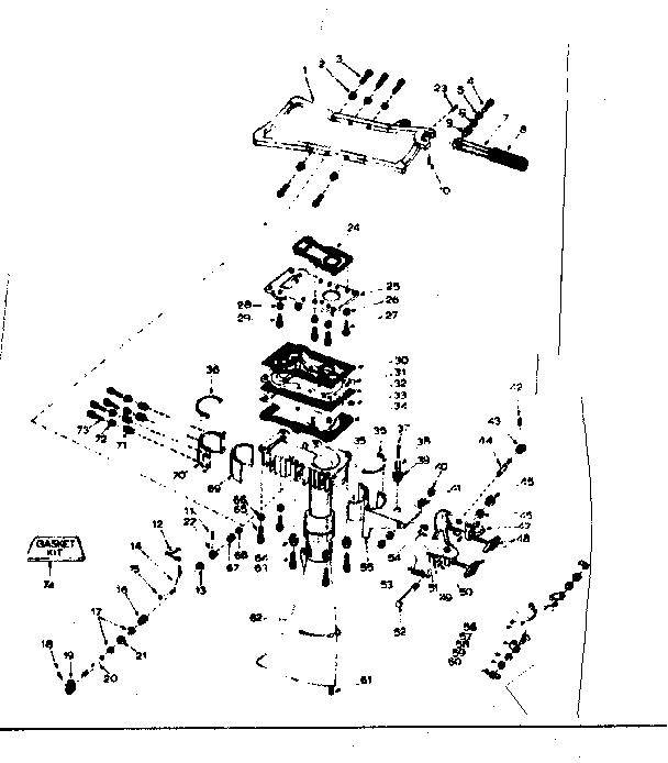 craftsman 7.0 diagram