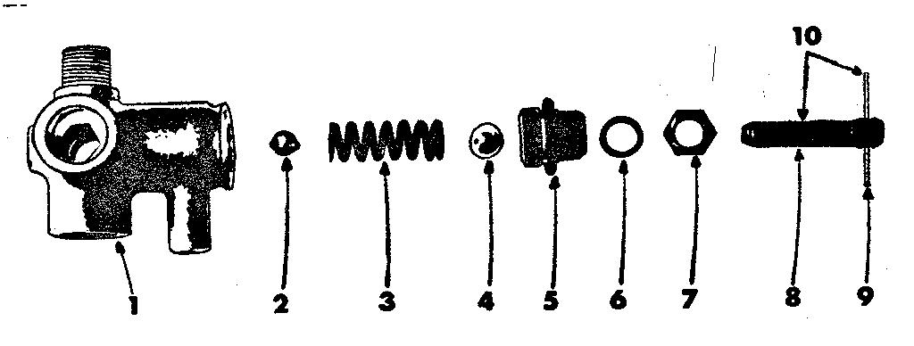 Fimco model 65AL sprayer and accessory genuine parts