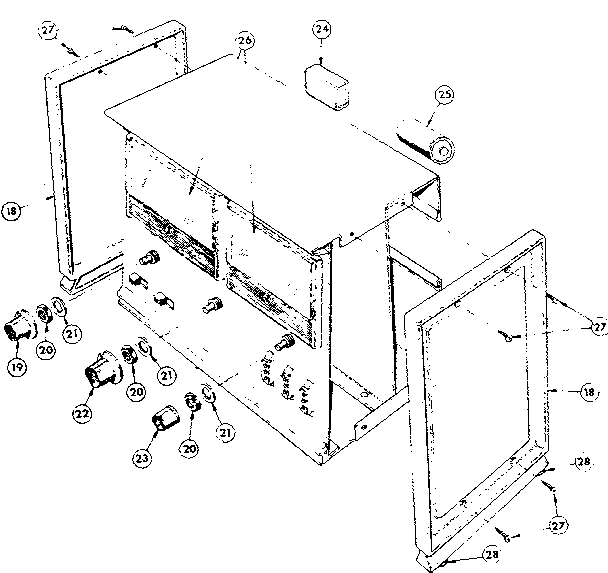 Craftsman model 1612182 analyzer genuine parts