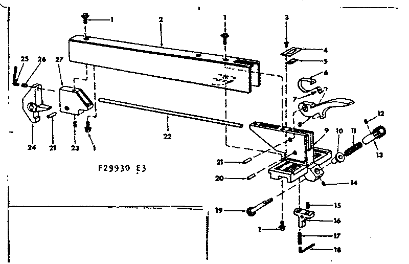 Craftsman model 11329930 motor electric genuine parts