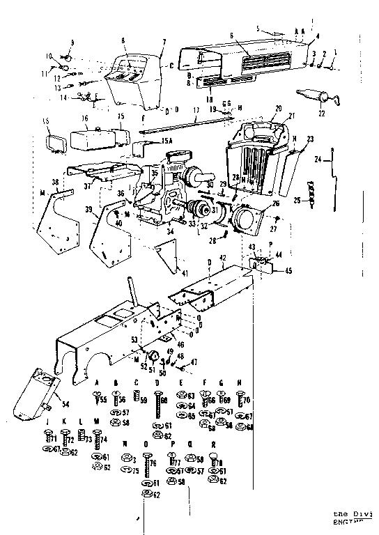 Craftsman model 91725300 lawn, tractor genuine parts