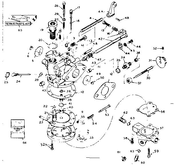 Zenith Stromberg Carburetor Diagram Honda CRF 100