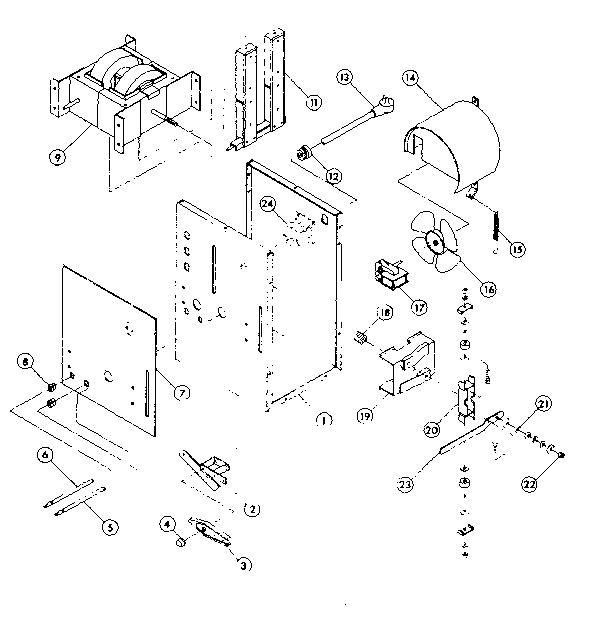 Craftsman model 93420176 welder genuine parts