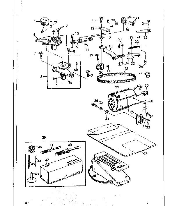 Kenmore model 14812180 mechanical sewing machines genuine
