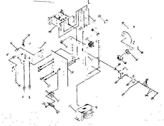 Craftsman model 934201870 welder genuine parts