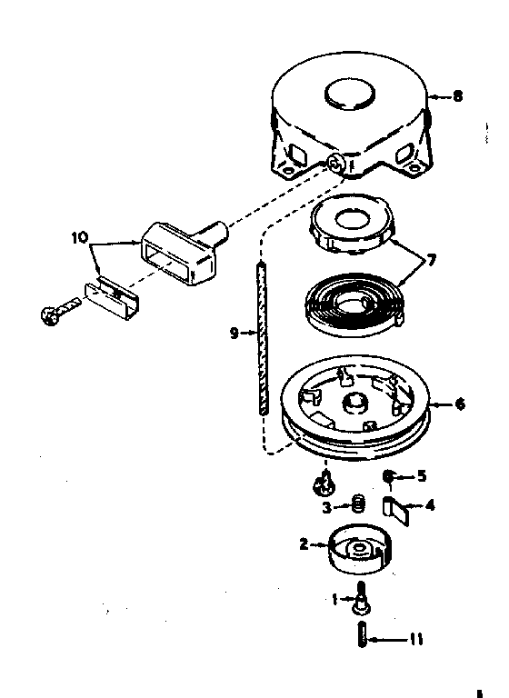 Tecumseh model H35-45241G engine genuine parts