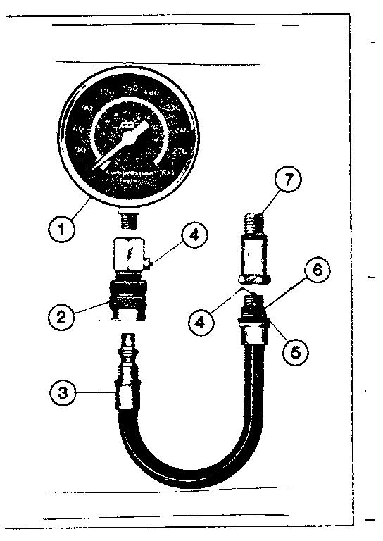 Craftsman model 161217102 air compressor genuine parts