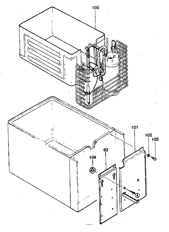 Cooling Unit: Cooling Unit Parts
