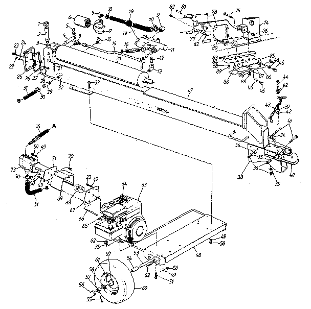 Briggs And Stratton Engine Model Number Location, Briggs