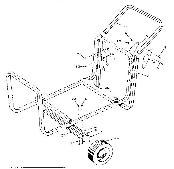Craftsman model 62720194 welder genuine parts