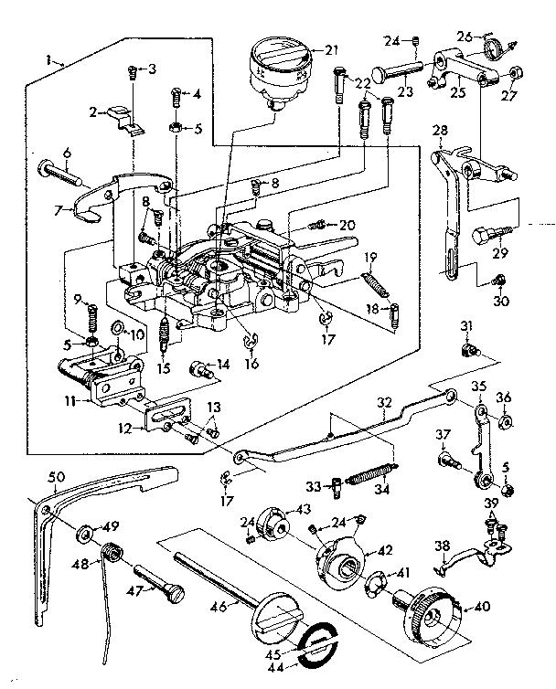 Kenmore model 14813110 mechanical sewing machines genuine