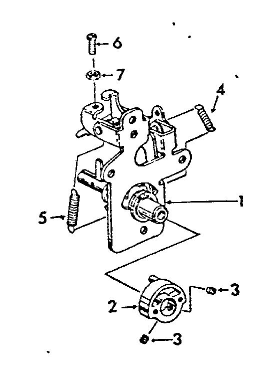 Kenmore model 14815600 mechanical sewing machines genuine