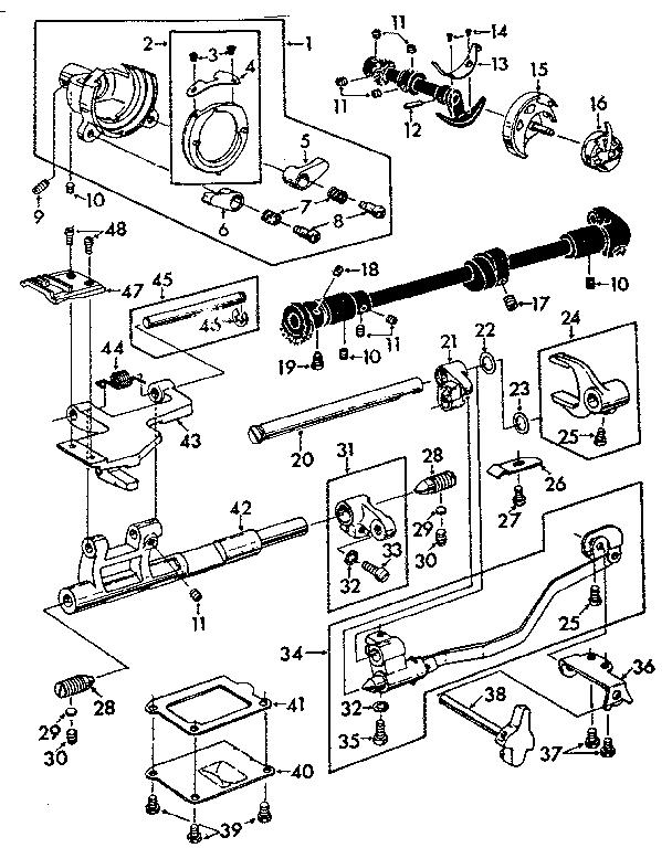 Kenmore model 14819372 mechanical sewing machines genuine